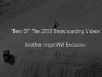 Best Of The 2010 Snowboarding